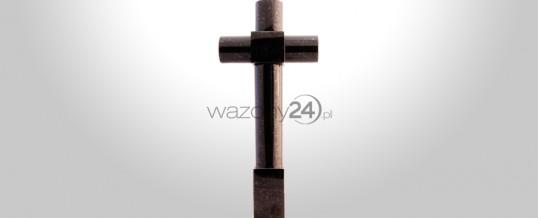 Krzyż na nagrobek Szwed