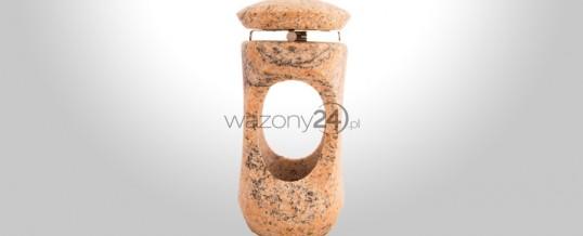 Lampion granitowy Youparana