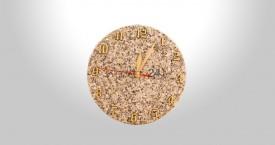 Zegar z granitu 2
