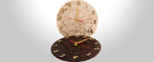 Zegary z kamienia