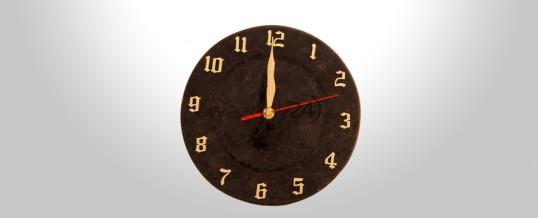 Zegar z granitu 4