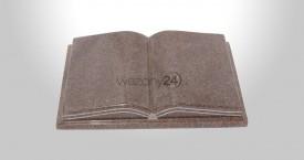 Książka nagrobkowa z granitu Bohus