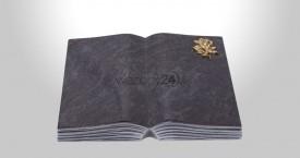 Książka nagrobkowa z granitu Orion