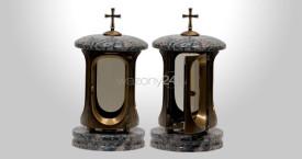 Lampion nagrobkowy Kinawa Tiffany