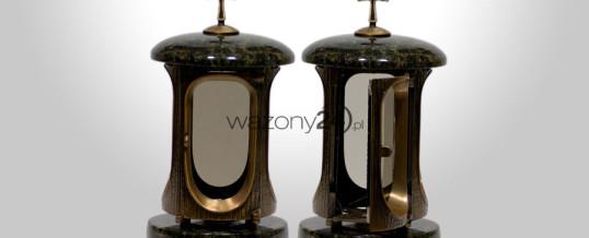 Lampion nagrobkowy Uba Tuba